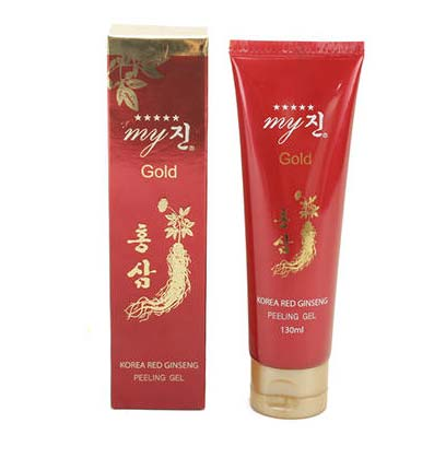 Tẩy da chết Korea Red Ginseng Peeling Gel My Gold